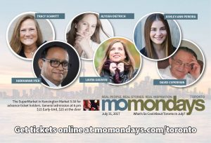 momonday banner of panelists