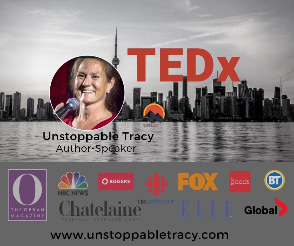 EVENTSNEW - Unstoppable Tracy